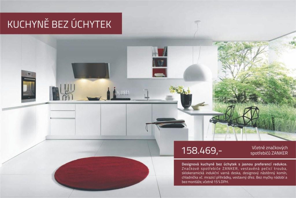Designové kuchyně a kvalitní vnitřní vybavení Ostrava