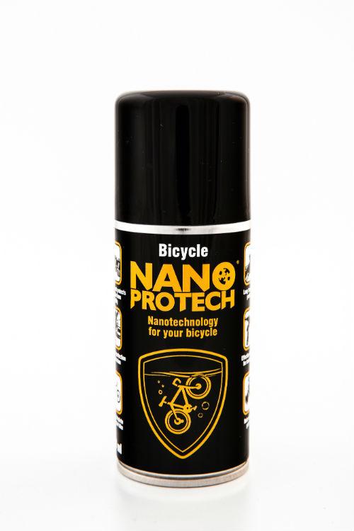 Špičkové mazivo pro jízdní kola - Nanoprotech sprej udrží vaše kolo v kondici