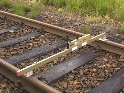 Dohlédací služby staveb drah, kontrolní jízda, měření GPK kolejí a výhybek