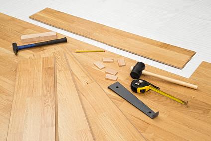 Podlahářské práce, pokládka všech druhů podlahových krytin