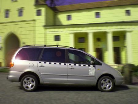 Taxislužba, drink servis Kroměříž