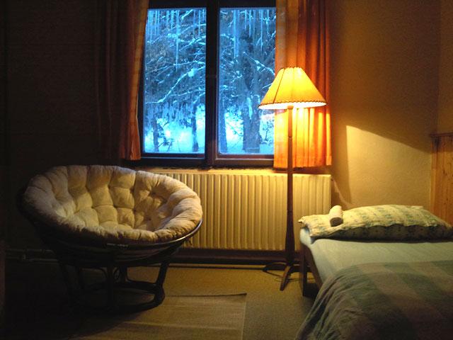 Ubytování na horské chatě ~ Jizerské hory ~ Lučany nad Nisou