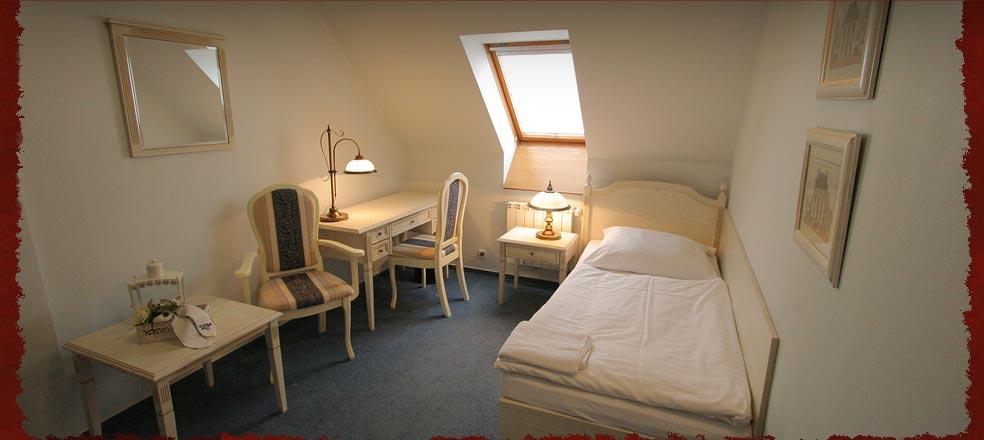 Hotel, wellness - Kroměříž