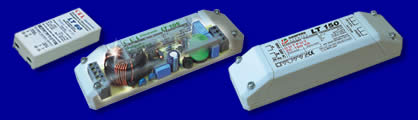 Elektronický transformátor, LED svítidla, světla Lumoluce Šumperk