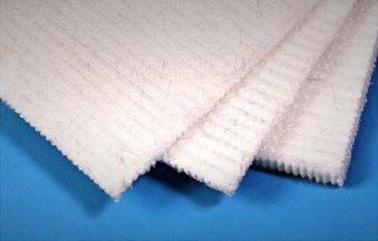 Sklovláknité rohože KOBEMAT® BSN, netkané textílie zo skleného vlákna, Česká republika