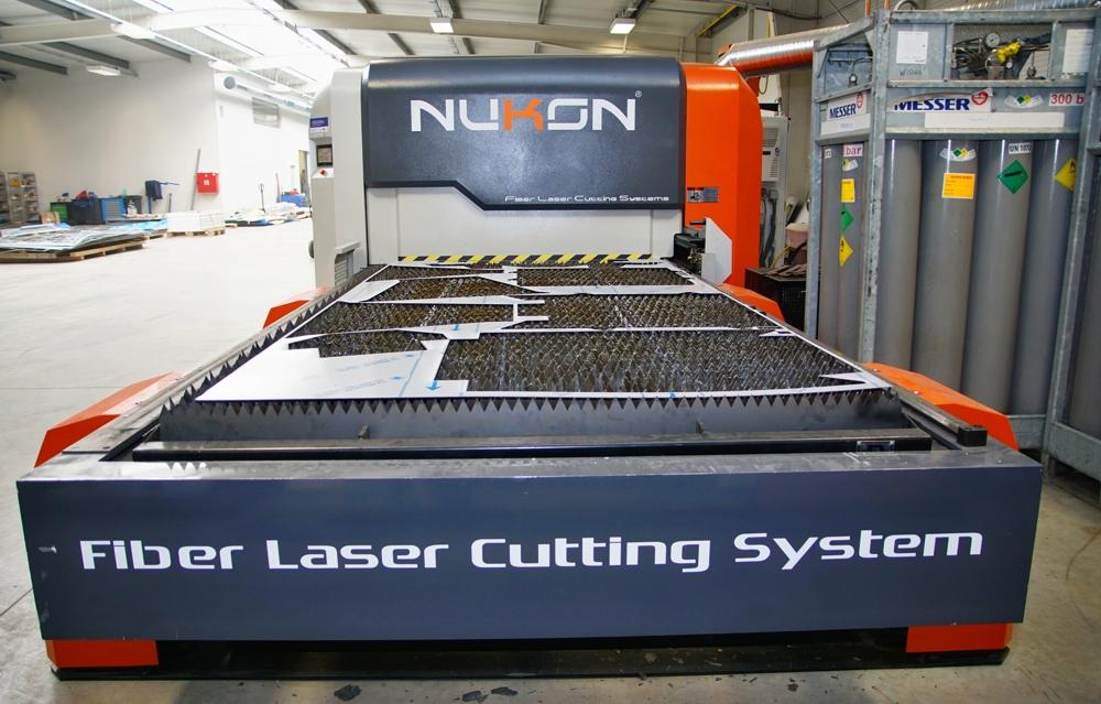 2D laser Nukon