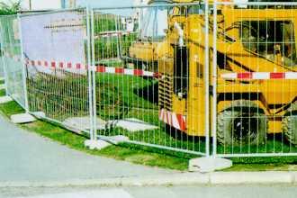 Oplocení staveb - dopravní zařízení
