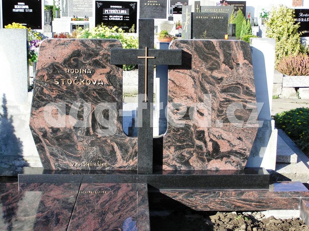 Renovace hrobů i pomníků Ostrava