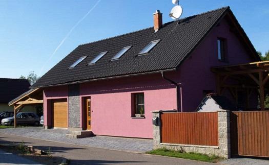 Moderní a nízkoenergetické rodinné domy na klíč - spolehlivá stavební firma
