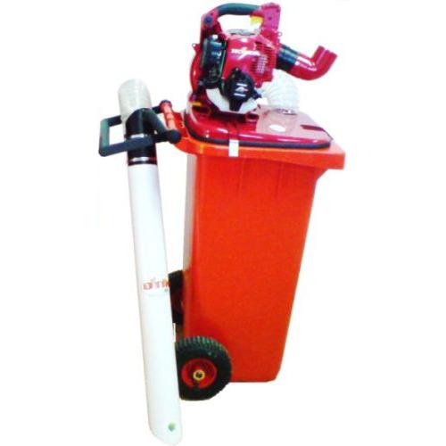 Komunální vysavače pro vysávání psích exkrementů, odpadků - výroba a prodej