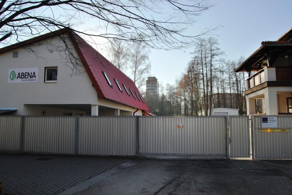 Školící středisko Abena s komfortním ubytováním a parkováním zdarma