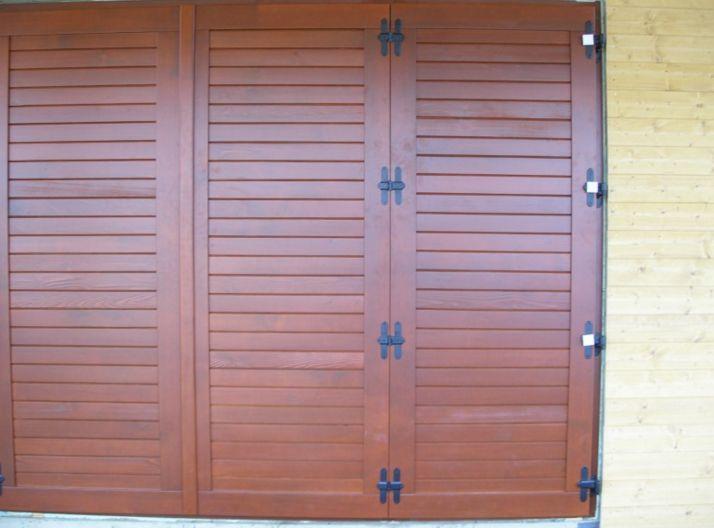Výroba dřevěné okenice pro dřevěná okna, eurookna
