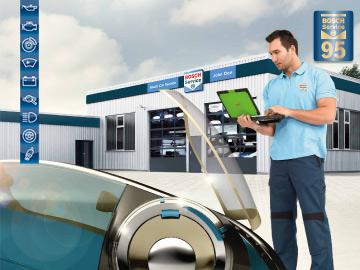 Bosch Car servis Opava - autoservis