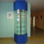 Skleněné vitríny, LEKY s.r.o , Kolín, Milčice