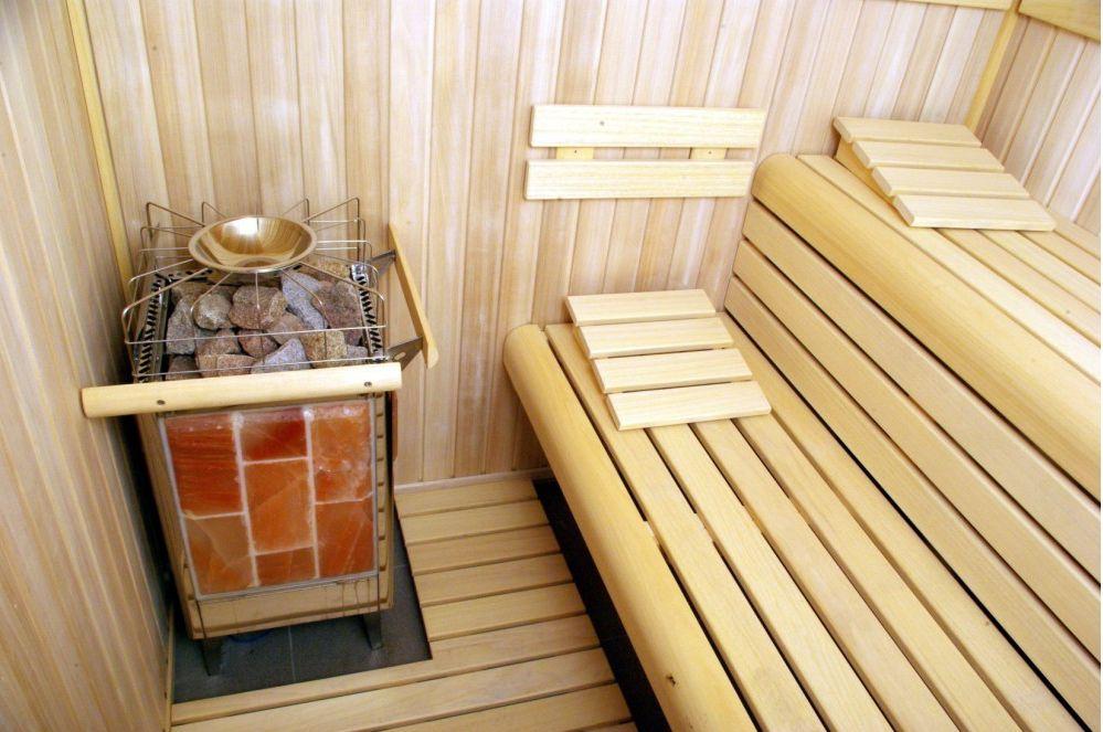 Finská sauna - oslava výročí i relaxace v Beskydech, Ovečka