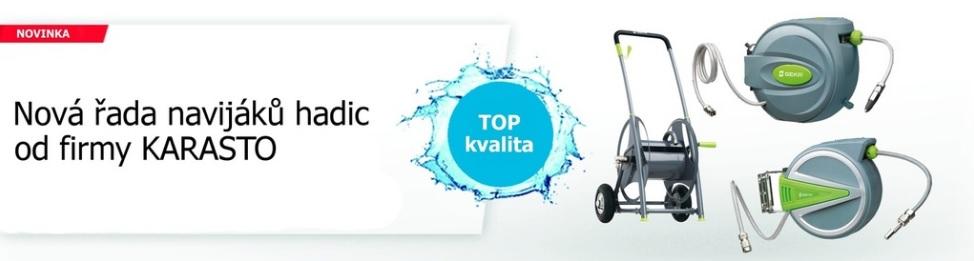 Pojazdné, nástenné aj automatické navijaky hadíc, Slovenská republika