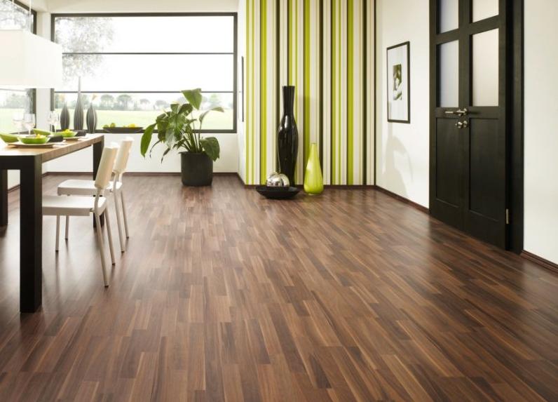 laminátové podlahy, které se snadno udržují
