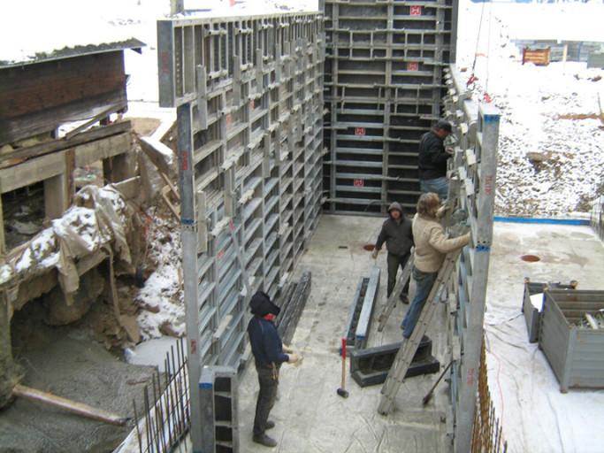 Průmyslové stavby a výstavba čističek odpadních vod pro města, obce, výrobu i soukromé objekty