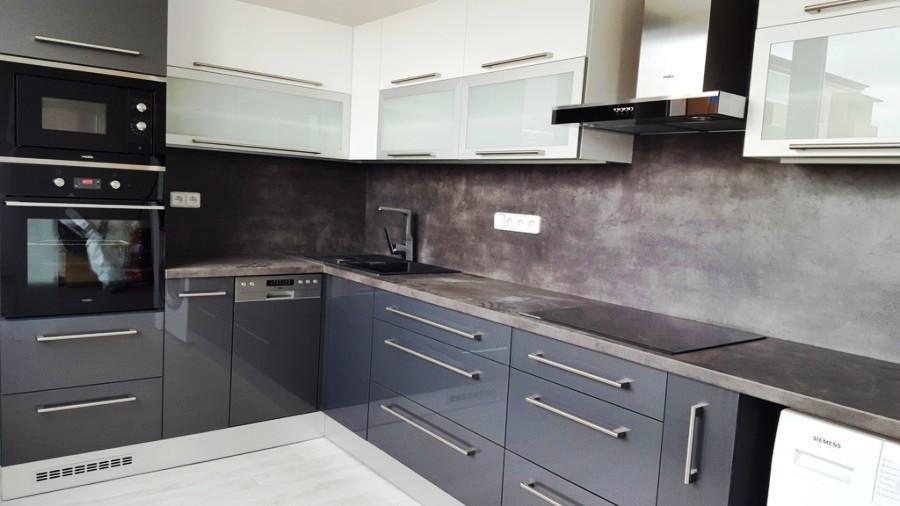 Výroba a montáž kuchyní Zlín