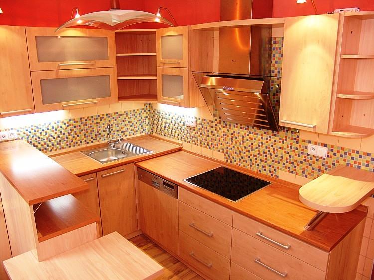Výroba kuchyňských linek Zlín