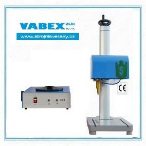 Laserové popisovací zařízení pro popisování kovových dílů, výrobků - průmyslové značení laserem