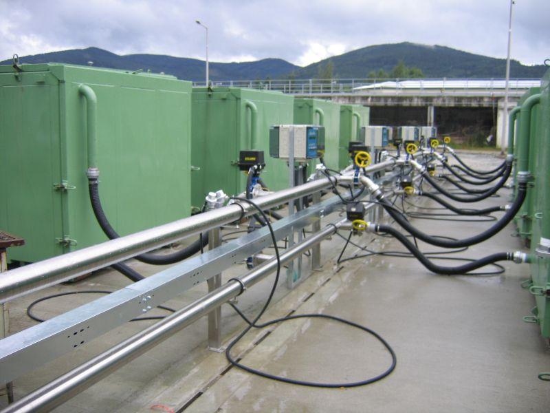 Projekty a dodávka technologie na využití biomasy pro města, obce