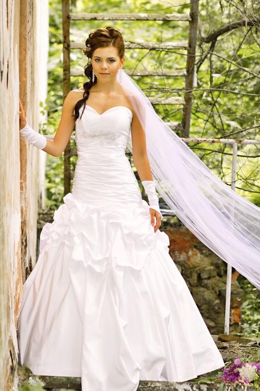 Dokonalé svatební šaty pro nevěsty Frenštát, Rožnov