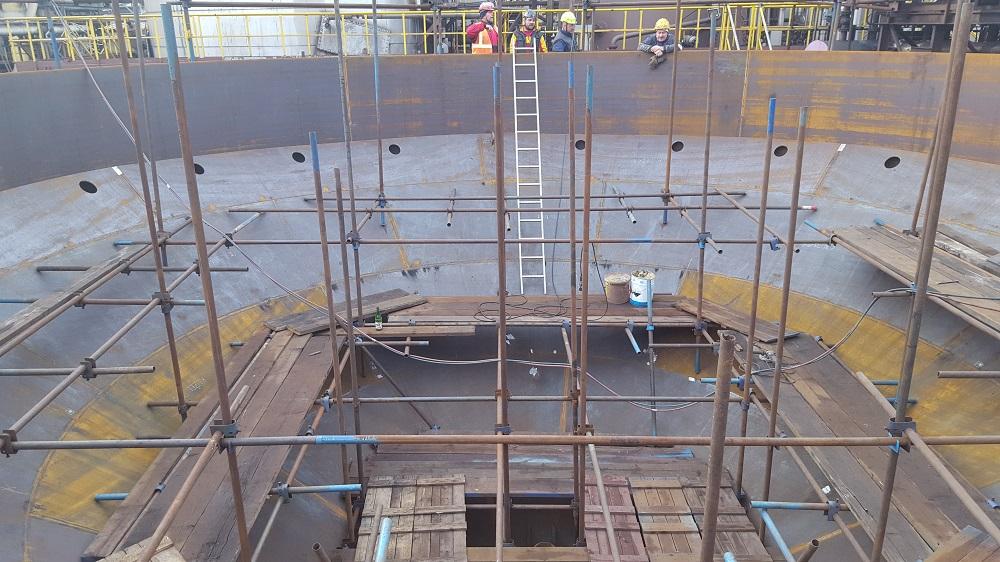 Protipožární nátěry - ochrana kovových konstrukcí budov a prvků před vysokými teplotami