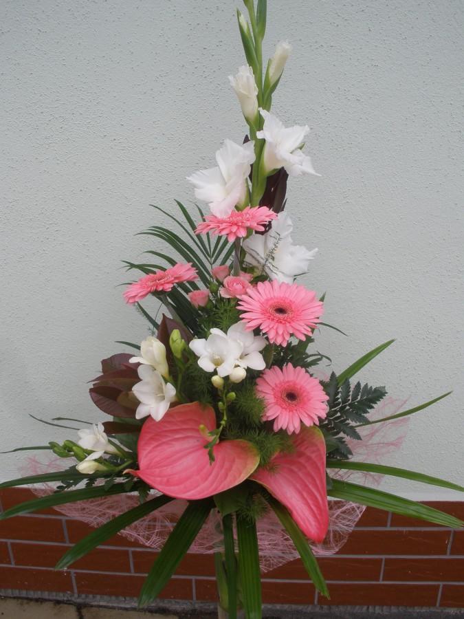 rozvoz - kytice z čerstvých květin