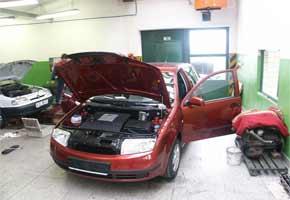 Oprava vozidel z havarijního pojištění