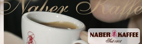 Distribuce kávy Naber Olomouc