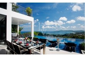 Pronájem luxusních vil Mauritius, Thajsko, Karibik