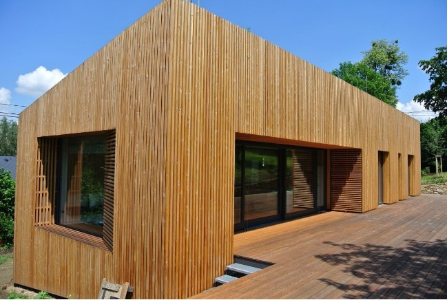 Kvalitní provětrávané fasády, fasádní pláště - montáž i dodávka ve stanovených termínech