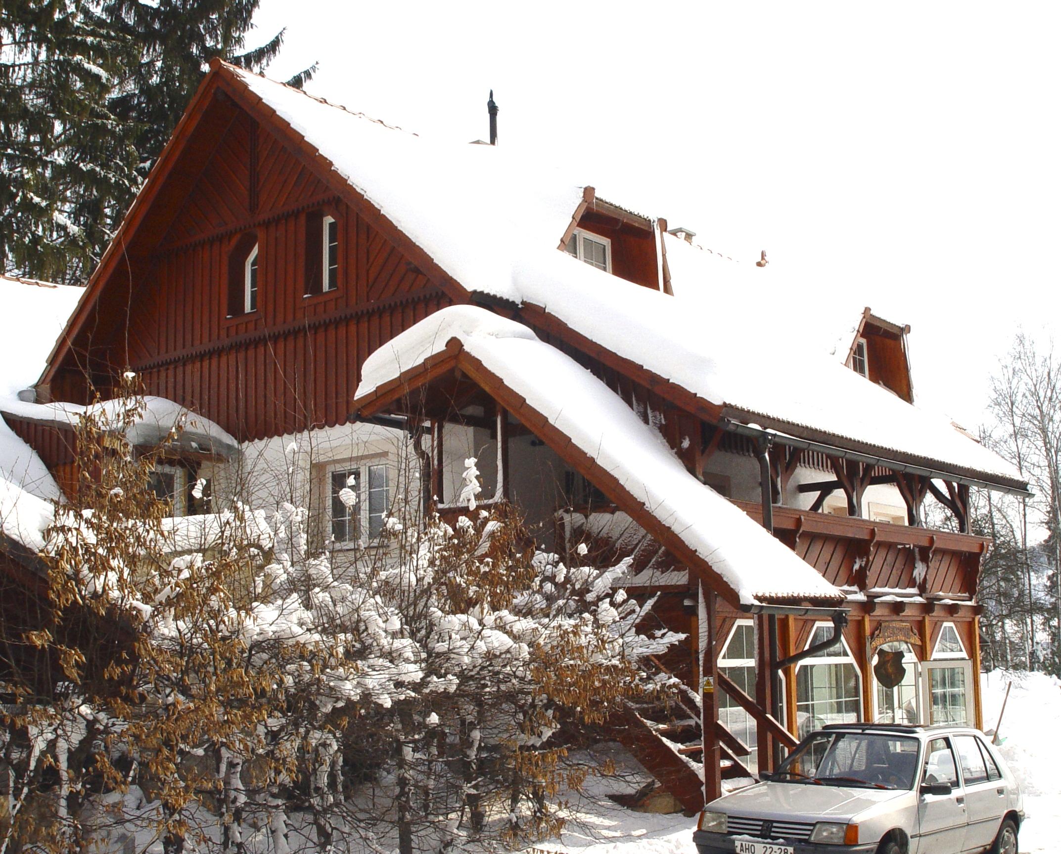 Ubytování nebo školení zima 2010/2011