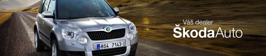 Záruční i pozáruční servis vozů Volkswagen a ŠKODA od autorizovaného prodejce