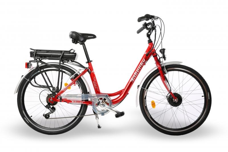 Prodej, servis ebike, elektrokola-elektro kolo pro pohodlné cestování