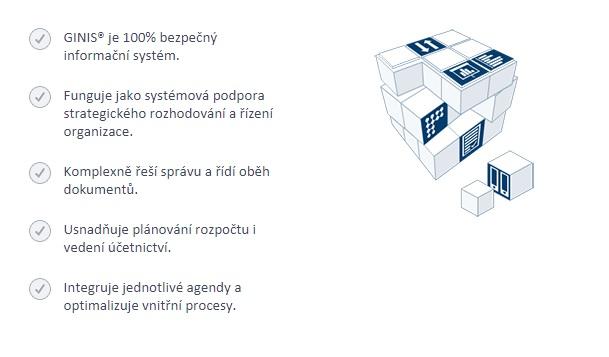 Informační systém GINIS