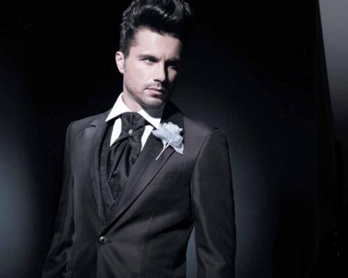 Pánská konfekce, obleky, saka, vesty - kvalitní materiál