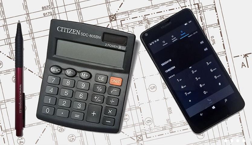 rychlá kalkulace ceny střechy