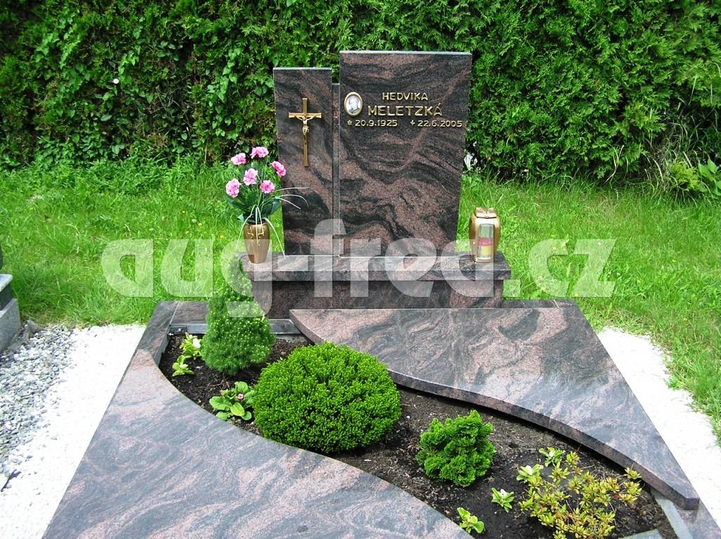 Opravy a renovace hrobů - profesionální rekonstrukce a obnova starších hrobů