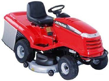 Servis a prodej zahradních a travních traktorů značek Honda, MTD, Cup Cadet