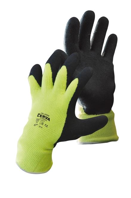 Kvalitní ochranné rukavice - zimní eshop