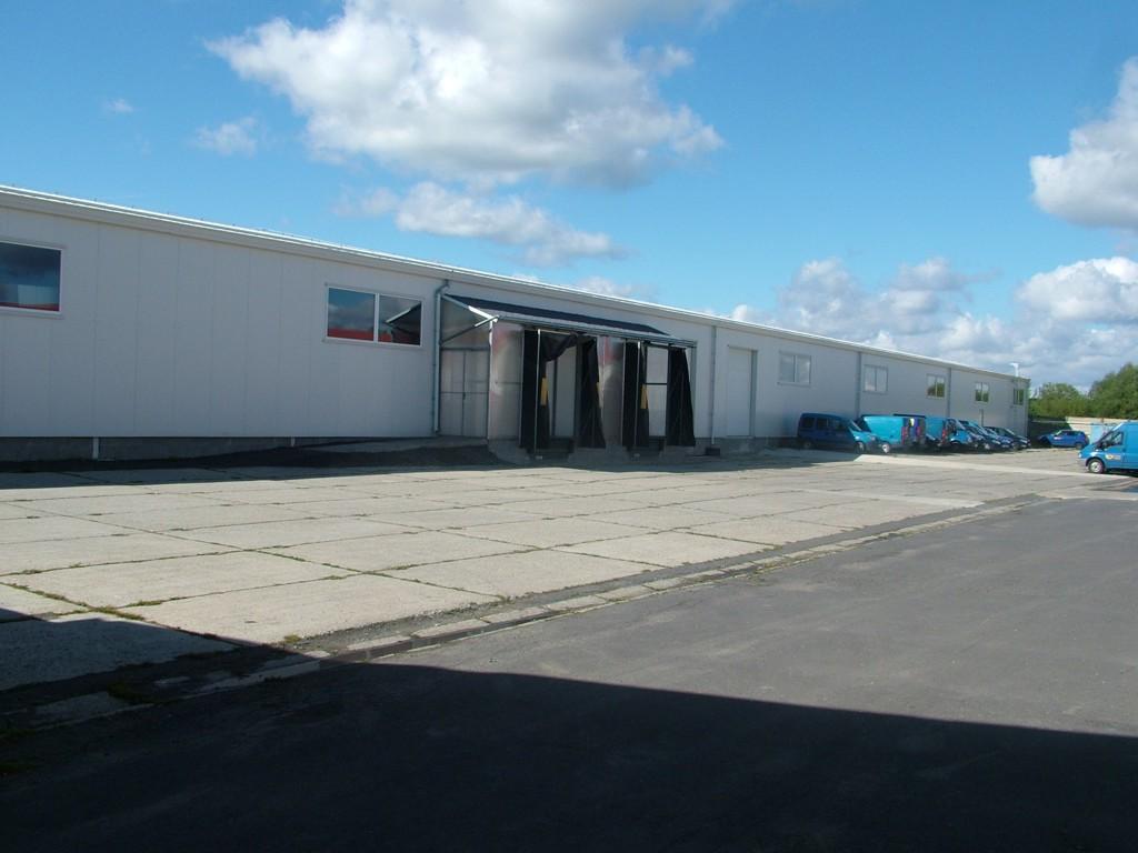 Volné skladovací prostory, haly Bruntál