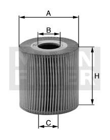Prémiové olejové filtry pro automobily, stavební, zemědělské, lesnické stroje