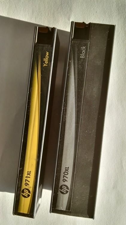 Výkup inkoustové kazety HP