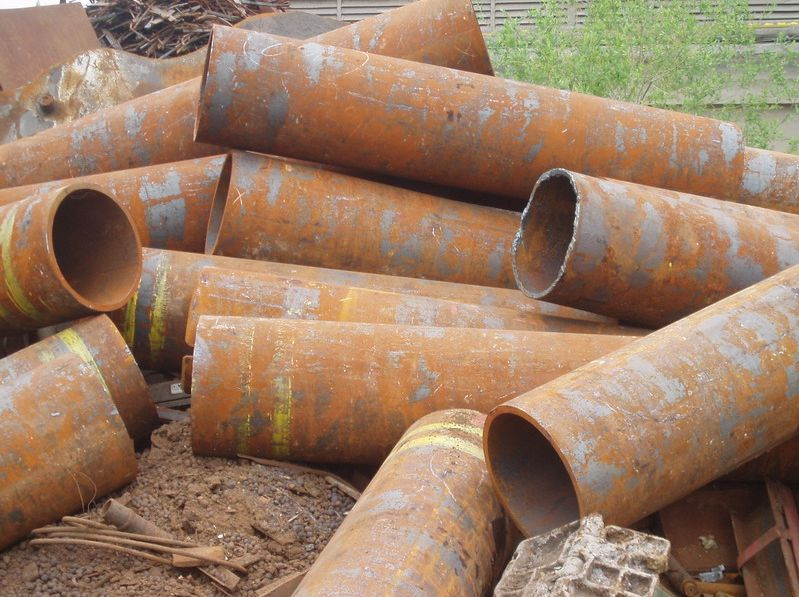 Złom, odpady metalowe, żelazne - podstawienie kontenera bezpłatnie, skup i przerób Czechy