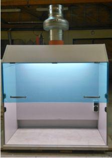 Laboratorní digestoř - praktická ochrana zaměstnanců před zplodinami