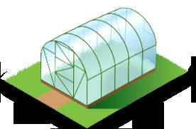 montované skleníky - výroba a doprava