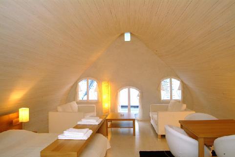 Designové komfortní ubytování v hotelu s restaurací
