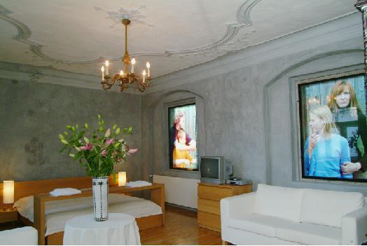 Komfortní ubytování, restaurace Slavonice, Slavonice